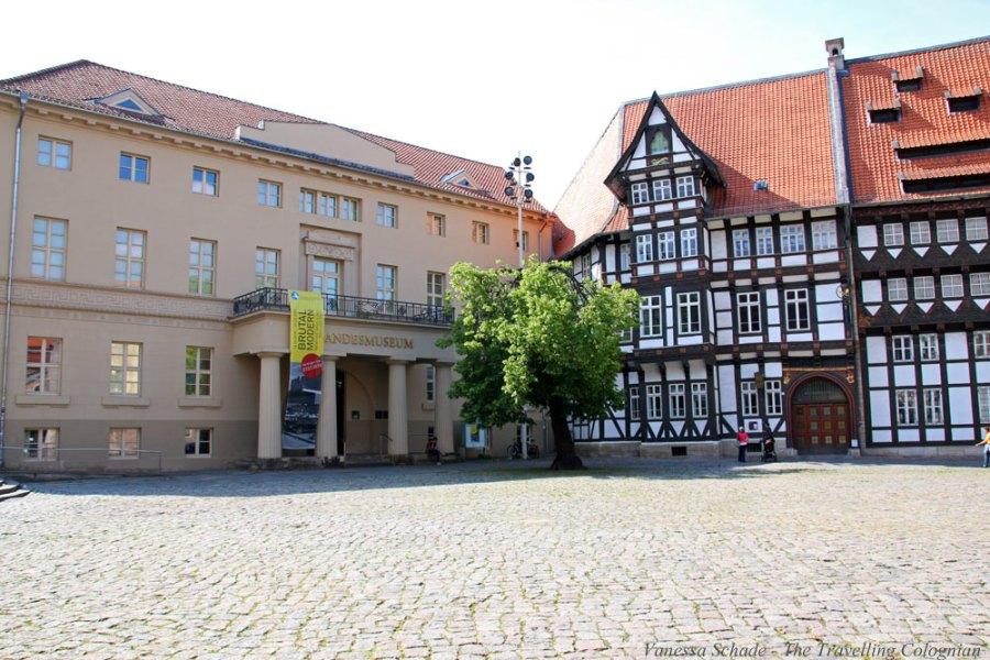 Braunschweigisches Landesmuseum Vieweghaus Braunschweig Niedersachsen Deutschland