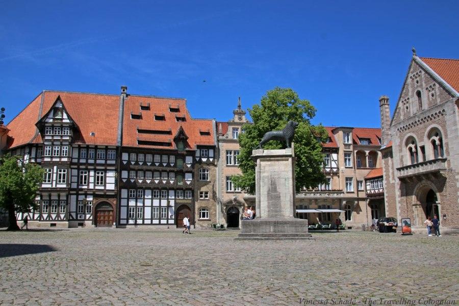 Huneborstelsches und von Veltheimsches Haus Braunschweig Niedersachsen Deuschland