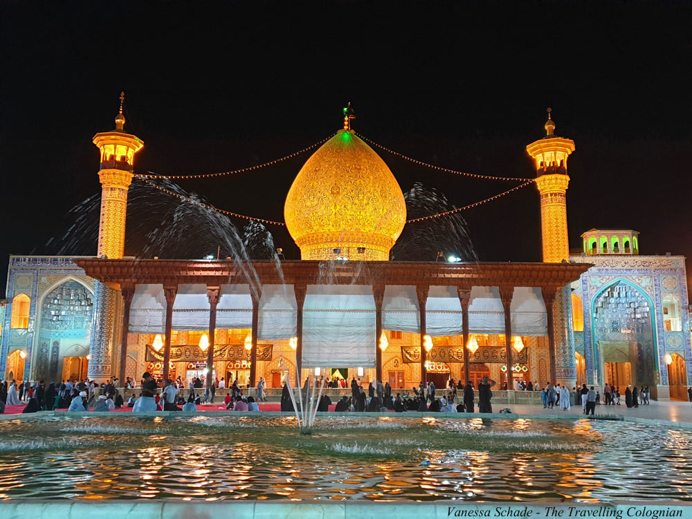 Shah Cheragh Shrine_Shiraz_Iran
