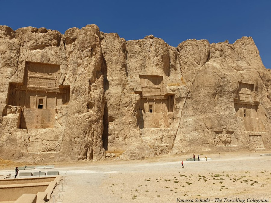 Naqsh-e Rostam Persepolis Iran NAHER OSTEN