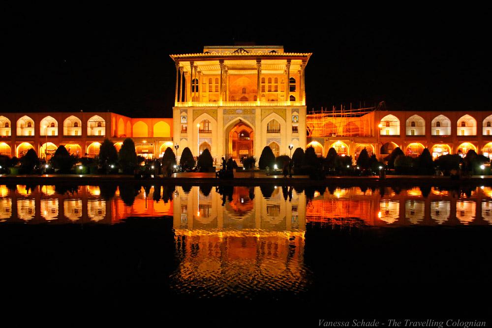 Ali Qapu Palace_Isfahan