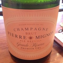 Pierre Mignon Champagne Must wine bar perth