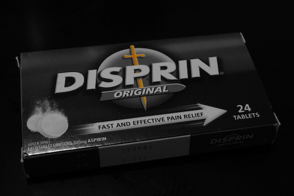 Disprin Black & White