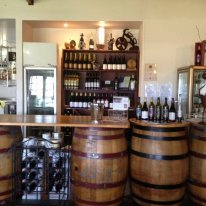 Black Swan tasting counter cellar door swan valley perth