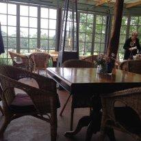 Fairbrossen Estate Perth Hills inside the cafe