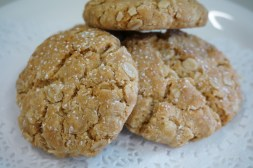 Edgecombe Bros Asparagus Masterclass - Anzac Biscuits