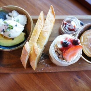 Muster Margaret River breakfast board