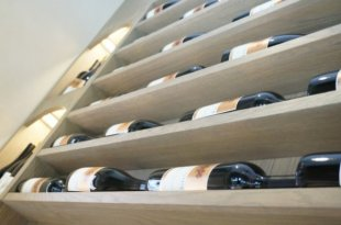 Wine storage at Voyager Estate, Margaret River