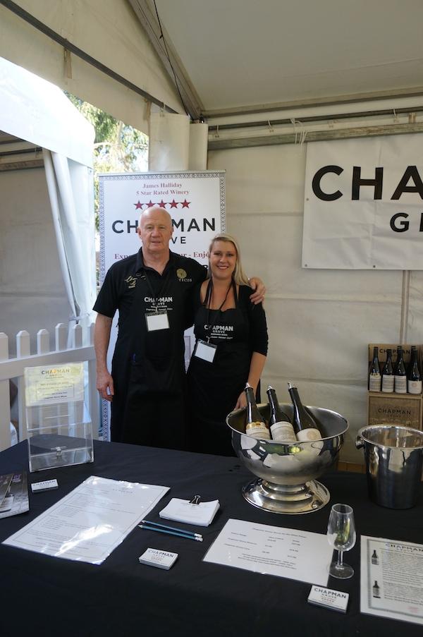 Chapman Grove Wines City Wine