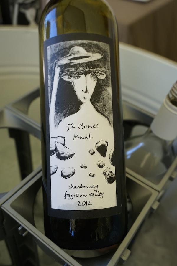 52 Stones Mwah Chardonnay at UnWined WA