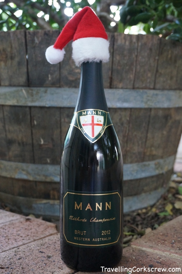 Mann 2012 Brut Sparkling - TC Wine Blog