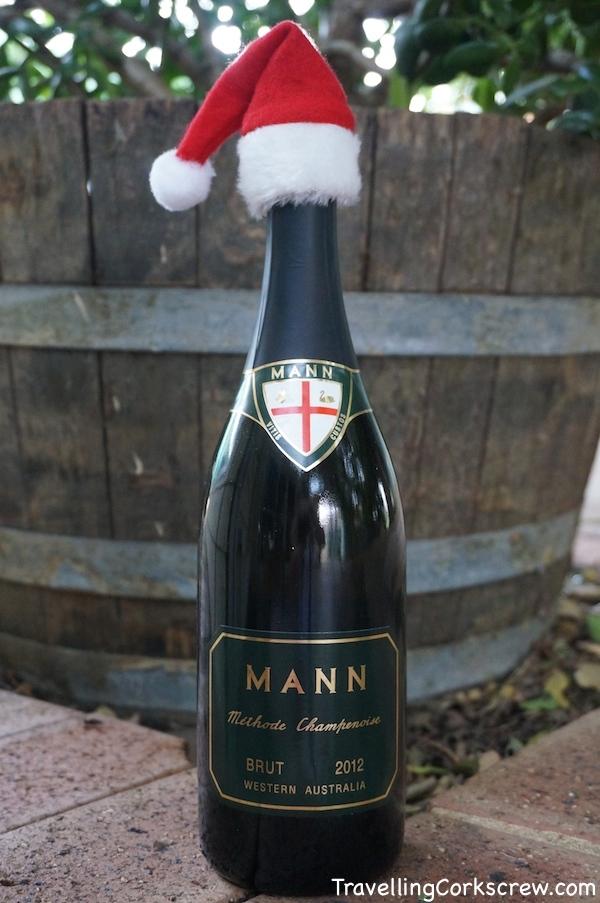 Mann 2012 Brut Sparkling - TC Wine Blog