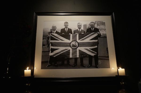 The Dominion League Bar Perth - History