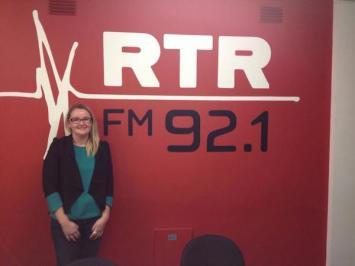 RTR FM 92.1 Casey Ewers