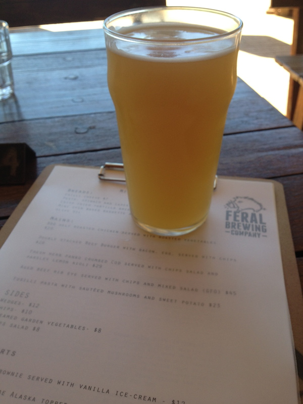 Feral Brewing Swan Valley