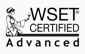 WSET Advanced Certified Badge