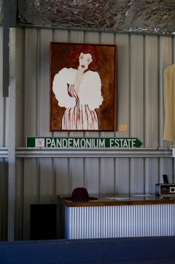 Pandemonium Estate, Swan Valley