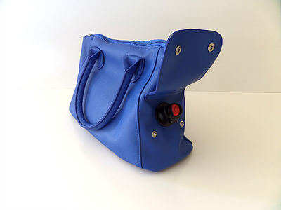Wine Handbag - Pure Class Wine Bags