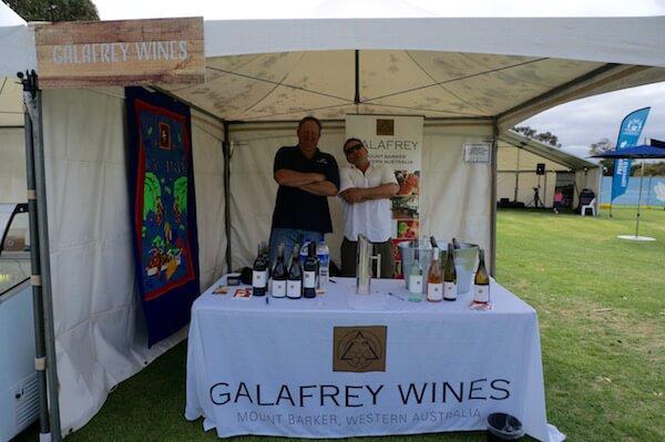 Galafrey Wines - Albany Wine & Food Festival