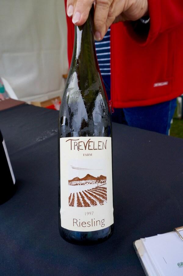 Trevelen Farm 1997 Riesling - Albany Wine & Food Festival