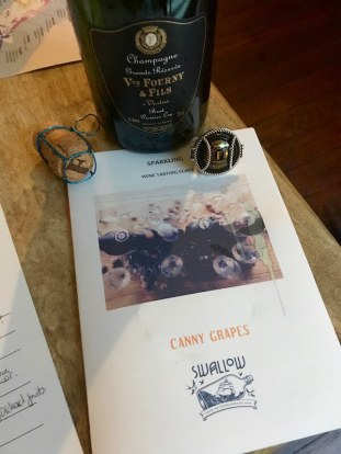 Canny Grapes Tasting Class - Sparkling & Champagne Wines