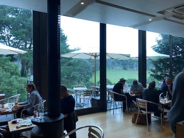 Foxeys Hangout View - Mornington Peninsula Wineries