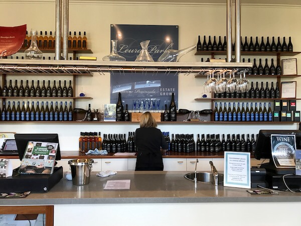 Leura Park Estate Cellar Door - Bellarine Wineries
