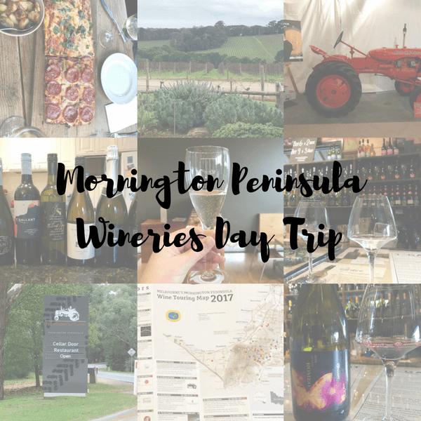 Mornington Peninsula Wineries Day Trip