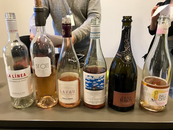 Rose Masterclass - Wine Show By The Bay