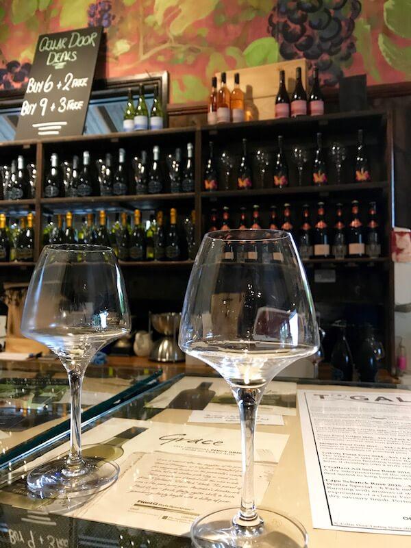 T'Gallant cellar door - Mornington Peninsula Wineries
