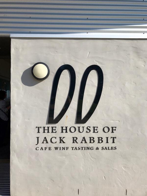 The House of Jack Rabbit - Bellarine Wineries