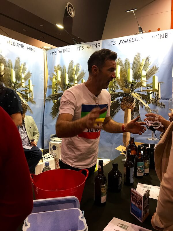 Big Head Radio Wines at Good Food & Wine Show Perth