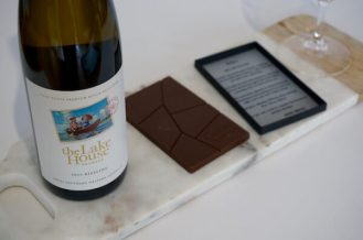 The Lake House 2015 Riesling & Cuvee Chocolate Solero