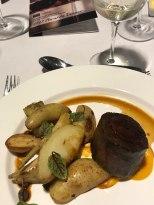 Beef Steak Main - Singapore Airlines Swan Valley Wine Show 2017 Awards Dinner
