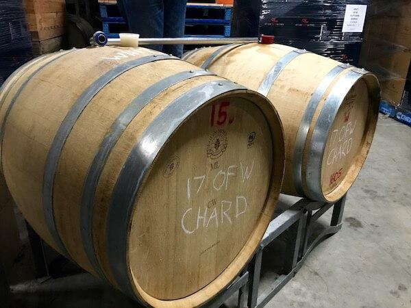 Olive Farm Wines - 2017 Oaked Chardonnay