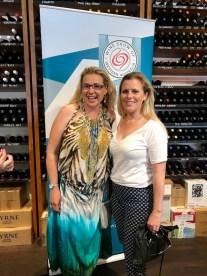 Lara & Emma - Top 50 Tasting - Il Lido - Top 50 Tasting - Wine Show of WA 2017