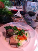 Main Course - Wine Show of WA 2017