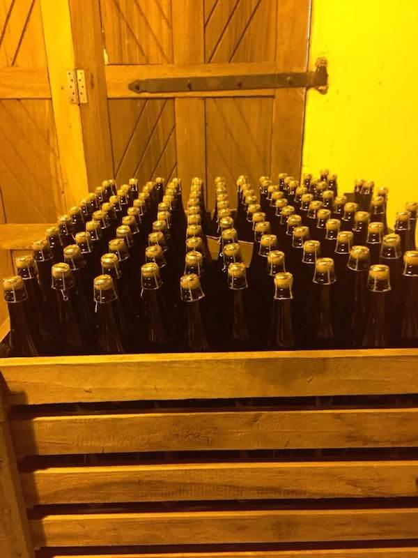 Mynamar Sparkling Wine - Goon Bags - Aythaya Vineyard - Monte di Vino Lodge