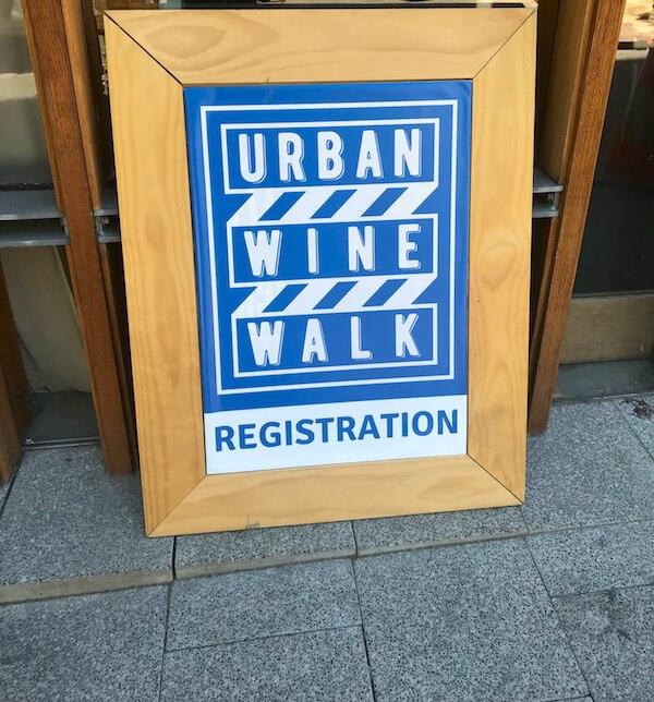 Urban Wine Walk Perth