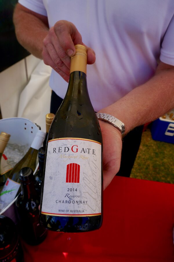 Redgate 2014 Reserve Chardonnay - Sunset Wine 2018
