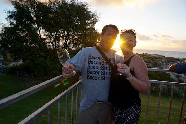 Sunset Verandah - Sunset Wine 2018