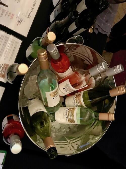 Wine at City Wine Perth