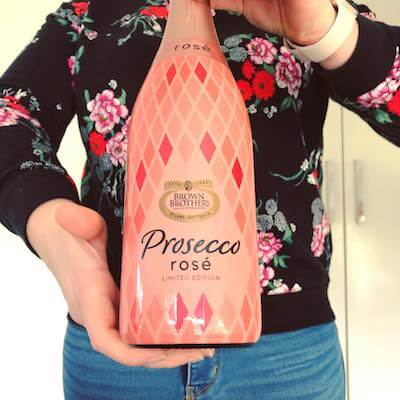 Brown Brothers Prosecco Rose Limited Edition