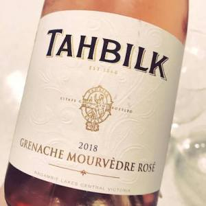 Tahbilk Grenache Mourvedre Rose 2018