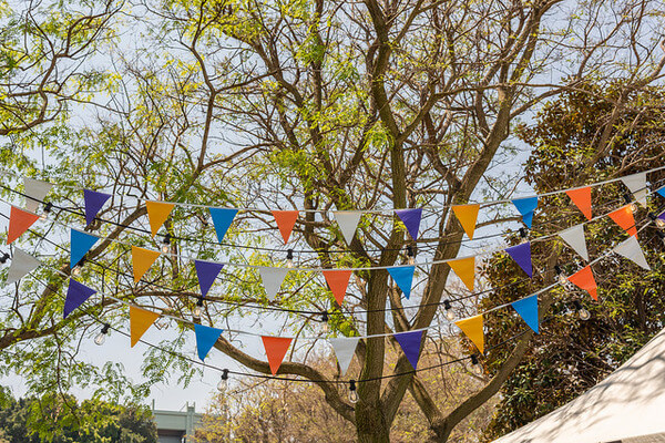banners-at-the-entry-into-unwined-subiaco