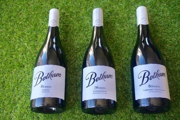 Botham Wines - Shiraz Chardonnay Cabernet Sauvignon