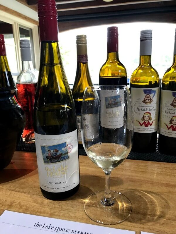 bottle-and-glass-of-the-lake-house-riesling