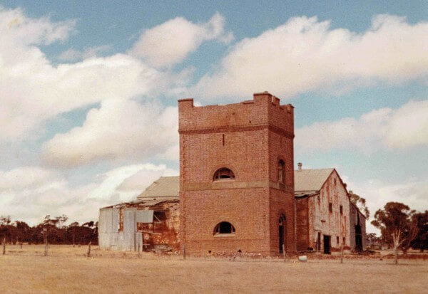 piesses great southern winery old winery ruins 1960s