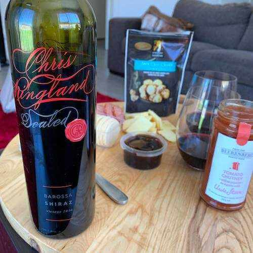 Chris Ringland Sealed 2016 Barossa Shiraz