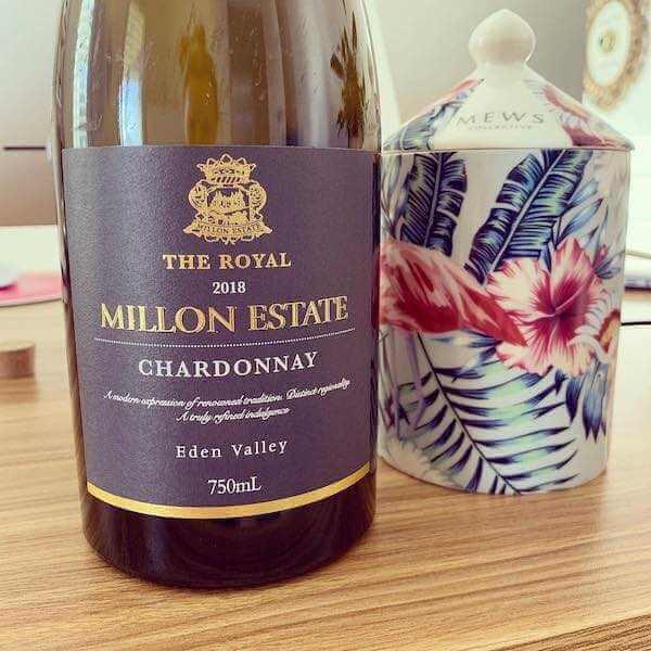 Millon Wines The Royal Chardonnay 2018